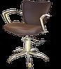 Кресло клиента 6002 brown
