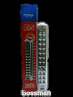 Ліхтар B-8601G Li-ion 3.6 V 2400mAh, фото 1