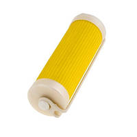 Sibel Бигуди из пеноматериала желтые d-25,5мм L-75мм 6шт