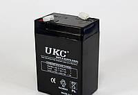 АККУМУЛЯТОР BATTERY RB 640 6V 4A (20), беспроводная зарядка, павербанк