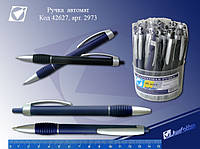 "Ручка ""Super-office"" ,автомат,пластик,резин.грип,2 асс J.Otten /50 /0 /2400"