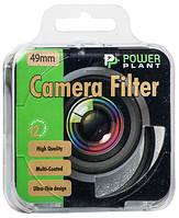 Фильтр для фотосъемки PowerPlant CPL 49  мм