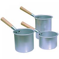 Sie-Depil Ковш металлический для нагревания воска, 500мл