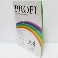 Папір кольоровий PROFI А4/80г (100л) Deep Parrot №230 (насич.зелен)