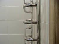 Установка полотенцесушителя с заменой  трубопровода