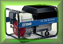 Сварочный бензиновый генератор SDMO Weldarc 200