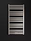 ENIX Дизайнерский полотенцесушитель HIACYNT 1043*555 White, фото 2