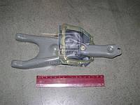 Вилка выключения сцепления ГАЗ 3102 с чехлом в сборе (рычаг корзины) (ГАЗ). 31105-1601201