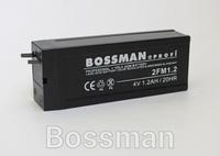 Свинцово-кислотный аккумулятор 2FM1.2 (4V 1.2AH)