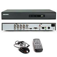 8-канальный видеорегистратор Hikvision DS-7208HWI-SH