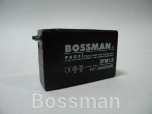 Аккумулятор 2FM1.8 (4V 1.8AH) Размеры 50*22*70+5мм свинцово-кислотный