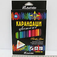 """Карандаши цветные """"Профи-Арт"""" (18 цветов)"""