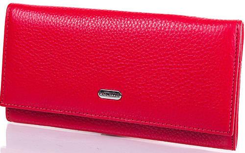 Элегантный женский кожаный кошелек CANPELLINI (КАНПЕЛЛИНИ), SHI2035-1FL