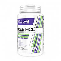 Креатин с транспортной системой OstroVit CEE HCL 210g Lemon