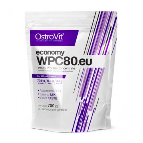 Протеин Сывороточный OstroVit Economy WPC80.eu 700g
