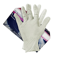 Перчатки латексные высоко-качественные в упаковке 100 шт ralat-sem-p Rejs
