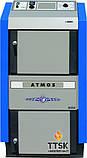 Котел пиролизный дровяной ATMOS DC 40SX  , фото 2