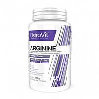 Аргинин OstroVit L-Arginin 210g lemon