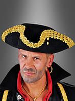 Мушкетер шляпа
