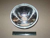 Фара левая=правая Н4 (стекло+отражатель) без подсветки, без экрана лампы ВАЗ 2101,-02,-21 (ОСВАР). 62.3711200-09