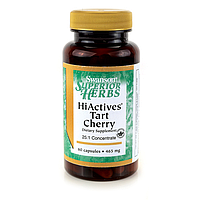 Защита сердца - Экстракт терпкой вишни высокой концентрации, 465 мг 60 капсул