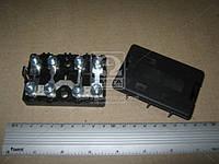 Блок предохранителей ГАЗ 33104 ВАЛДАЙ (БПР-4.08) (покупн. ГАЗ). Ф5.3722.001-16