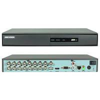 16-канальный видеорегистратор Hikvision DS-7216HWI-SH (16 аудио)