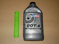 Жидкость тормозная DOT-4 LUXЕ 800г сереб.кан. 651
