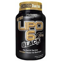 Nutrex Research Lipo-6 Black Hers, 120 капсул