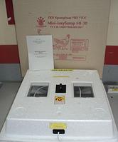 Инкубатор для яиц УТОС МИ-30 на 80 яиц с мембранным терморегулятором