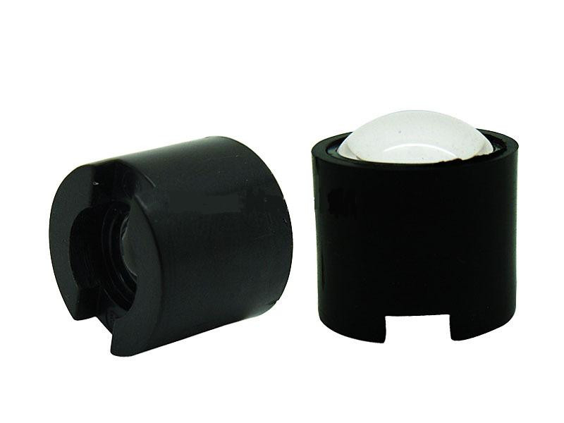 Линза для светодиода LED Lens 1-3W 15° 12.5mm
