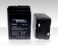 Свинцово-кислотный аккумулятор Bossman Engy 3FM4C (6V 4AH)