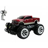 Автомобиль радиоуправляемый - DODGE RAM (красный, 1:18)