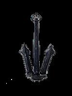 Якорь 8 кг. (форма адмиралтейский) AQUA-STORM