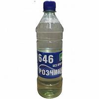 Растворитель 646 (4 л) Оптима