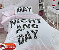 Подростковое постельное белье Cotton Box Days Pembe