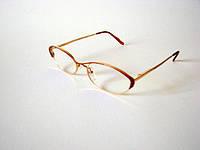 Компютерные очки. Оправа Sone женская Италия, 100% защита Ваших глаз