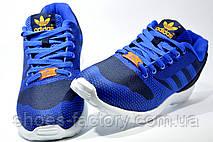 Кроссовки мужские в стиле Adidas ZX Flux  , фото 3