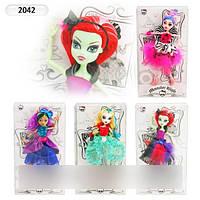 "Кукла ""Monster High"", 4 вида, на шарнире 2042 HN"