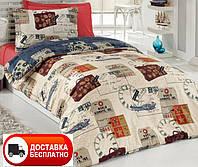 Подростковое постельное белье Cotton Box Travel