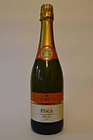 Вино игристое Fiorelli Pesca Mellow (Спелый Персик) белое, 750 мл