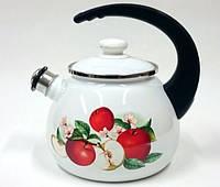 Чайник со свистком 2,5л 2711/2 Ароматный Epos