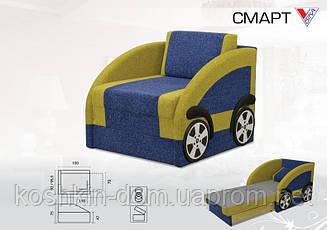 Дитячий диван Смарт викочування (дитячий диван)