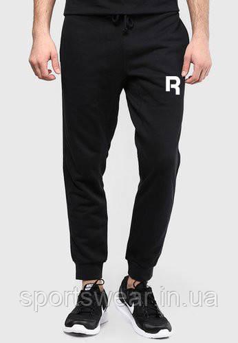 Мужские спортивные штаны REEBOK | РИБОК черные