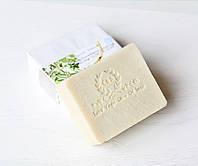 Органическое оливковое мыло ручной работы Горные травы (E&A Pure Beauty), 120g., Греция