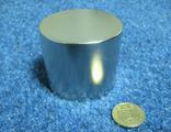Магнит неодимовый (70*60) сила 320кг.