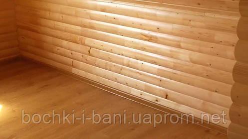 Блок-хаус сосна 2м, фото 2