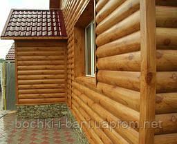 Блок-хаус сосна 2м, фото 3
