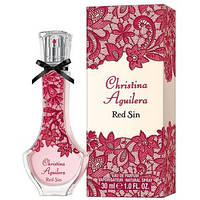 Christina Aguilera Red Sin edp 30ml w  оригинал