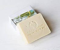 Органическое оливковое мыло Козье молоко (детская серия E&A Pure Beauty), 120g., Греция, фото 1